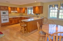 4-bedroom coastal Maine riverfront Colonial for sale ~ Belfast, Maine