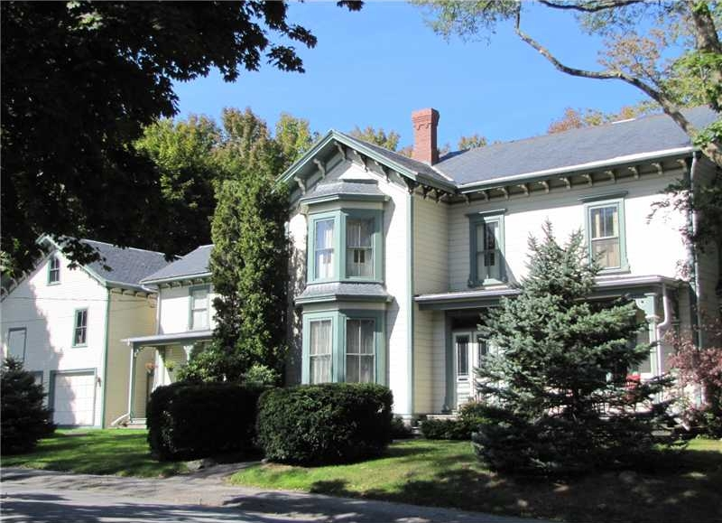 Historic Thomas Pitcher House for sale in Belfast, Maine