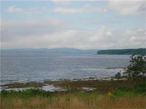 3 acre oceanfront lot for sale in Searsport, Maine