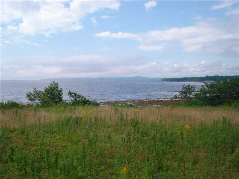 Oceanfront land for sale with 150 ft of Waterfront