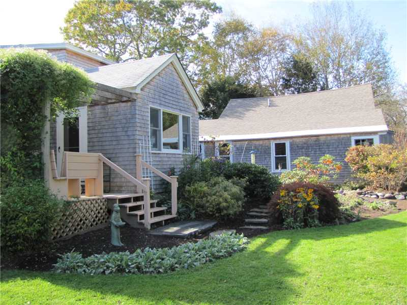 Spacious Home with Spectacular Gardens for Sale in Belfast, Maine
