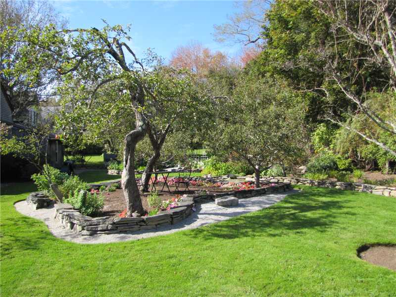 Large Beautiful Garden - home for sale in Belfast, Maine