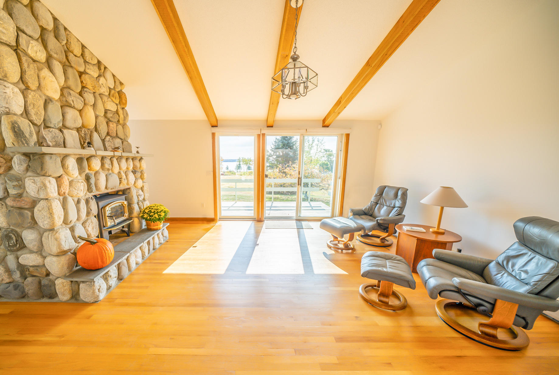 Maine Ocean View Ranch for sale in Stockton Springs