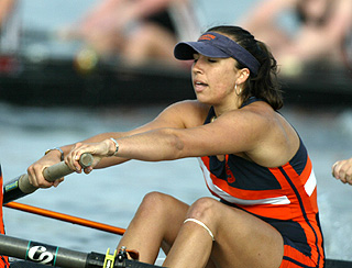 Anna Goodale  -  member of the U.S. team that won the women's rowing event at the Summer Olympics in Beijing