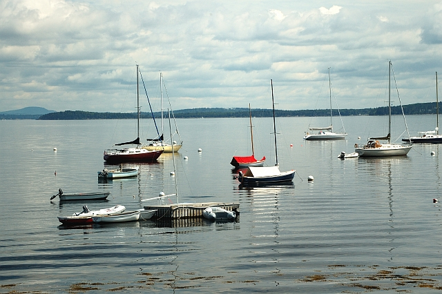 Sailor's Paridise on Penobscot Bay