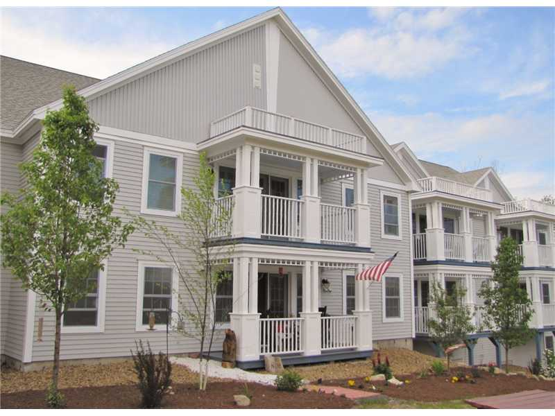 Condo Close to Camden and Rockport Harbors on the coast of Maine 