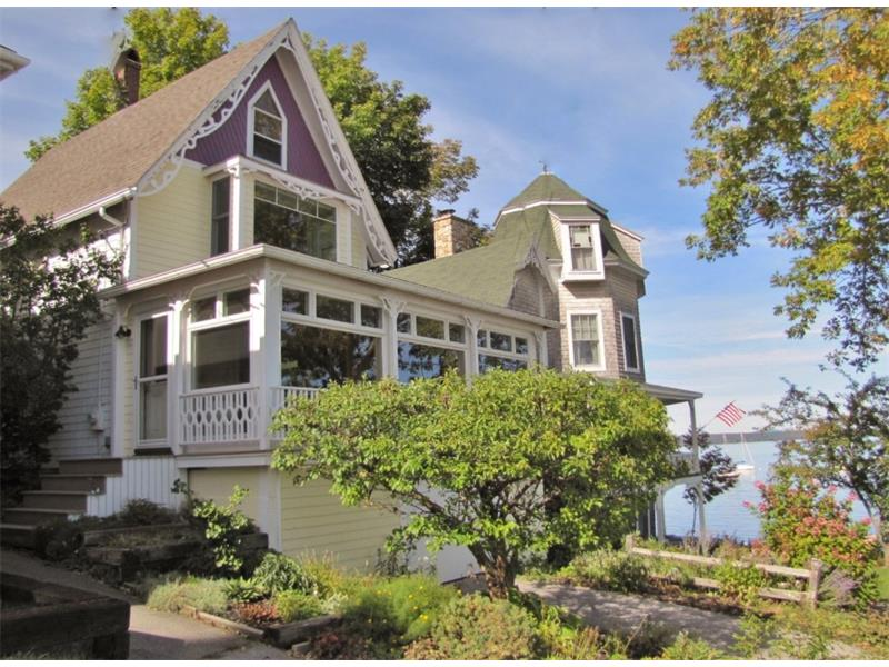 2 bedroom, 2 bath, Bayside Cottage for sale on the coast of Maine