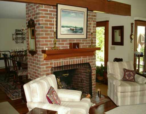 Penobscot Bay Views from waterfront home for sale on the coast of maine in Searsport, Maine