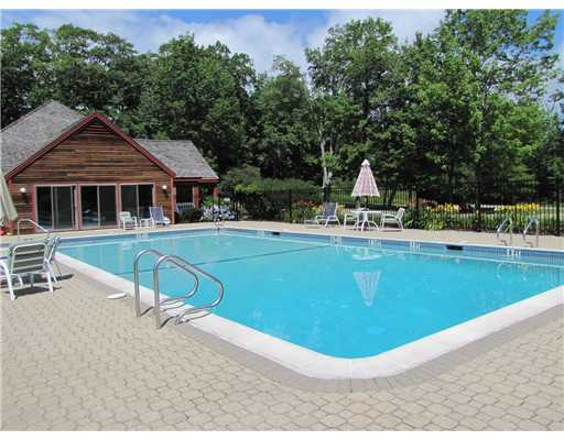In-Ground Pool - Coastal Maine Condo with ocean views in Lincolnville, Maine