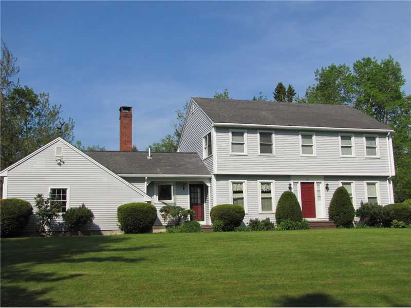 Real Estate Listing - Belfast, Maine - 2-family home in a private seaside neighborhood