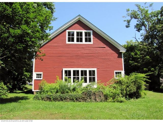 Old New England Farmhouse with New Amenities for sale in Searsport, Maine