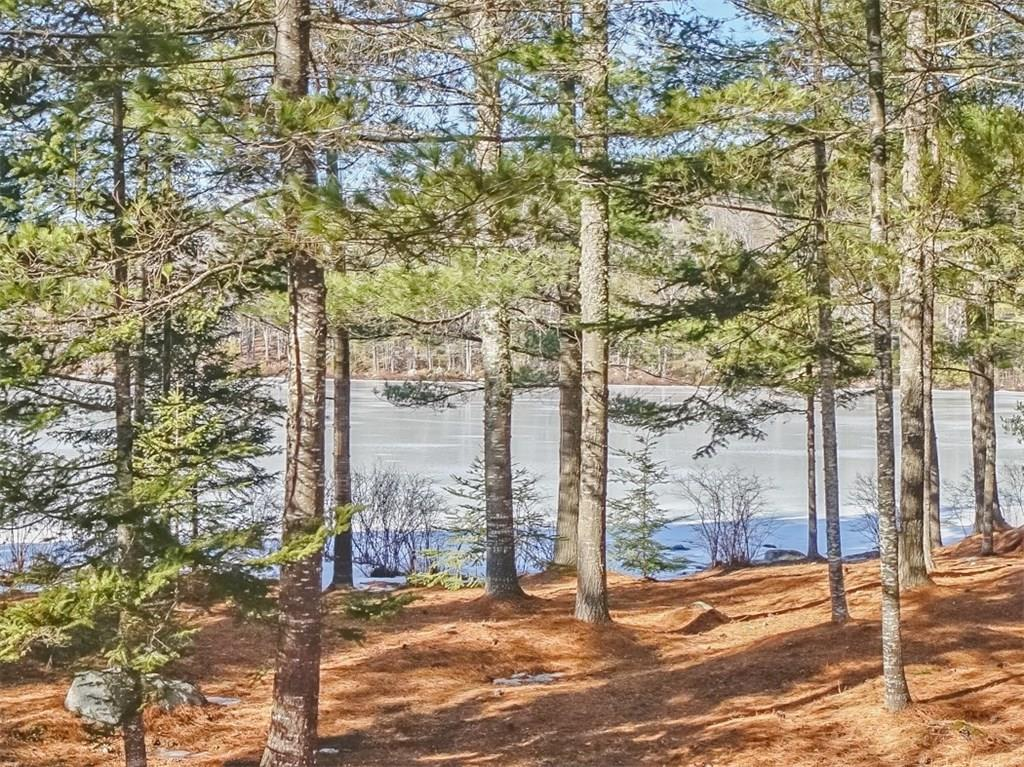 Waterfront lot on Pristine Nichols Pond - Swanville Maine