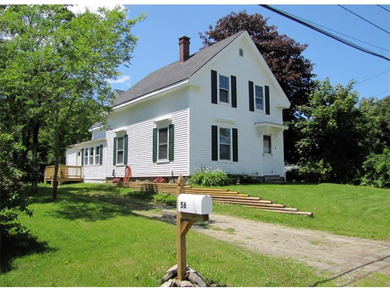 3 Bedrooms, 2 baths, Large kitchen, dining room, living room, new appliances, ready to move in home for sale in Searsport, Maine