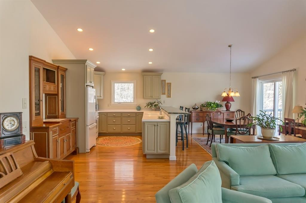 Water Views of Ocean with 2 bedrooms, 2 baths for sale on the coast of Maine