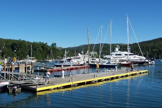 Southwest Harbor WebCam on the coast of Maine