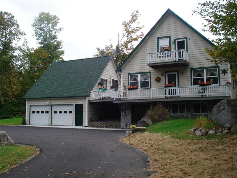 Home for sale on in Hartland, Maine