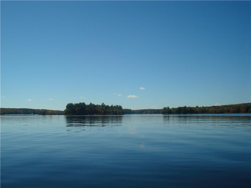 Walk to Great Moose Lake - Hartland, Maine 12 acre lot for sale