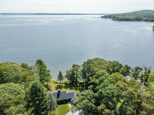 Maine oceanfront home for sale belfast maine