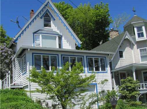 Real Estate Listing - Belfast, Maine - Gracious and care-free one-level living - walk to Belfast Harbor