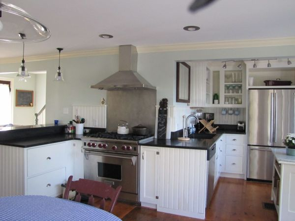 Home with harbor views - Belfast Maine Real Estate Listing