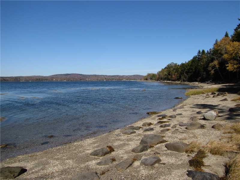 30 Acres - 2,000 ft. oceanfront  - Stockton Springs, Maine