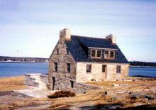 Maine Estate on the Coast of Maine