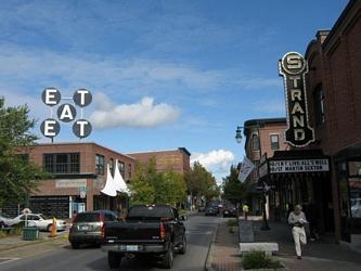Robert Indiana - EAT - Downtown Rockland Maine