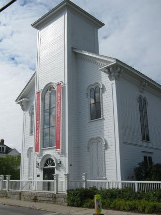Wyeth Center - Farnsworth Museum - Rockland Maine