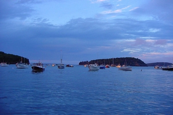 Maine's Lobsterboats Bar Harbor Maine