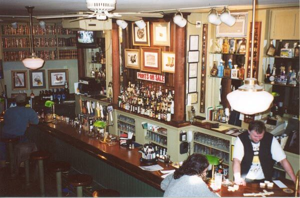 Logos Pub For Sale In Belfast Maine