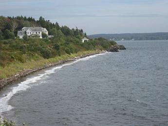 Oceanfront Home Stockton Springs Maine