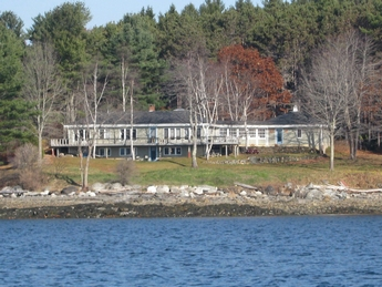 Maine Oceanfront Home