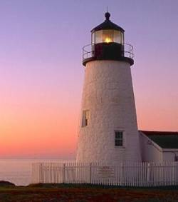 All Things Maine - Maine Lighthouses