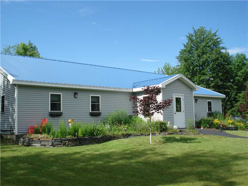 Real Estate Listing - Jackson, Maine - Home on over 2 Acres