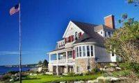 Maine Lakefront Home