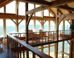 DeerIsle Maine Oceanfront Home on Lighthouse Point - Maine Real Estate Listing