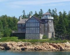 Deer Isle Maine Oceanfront Condo Home