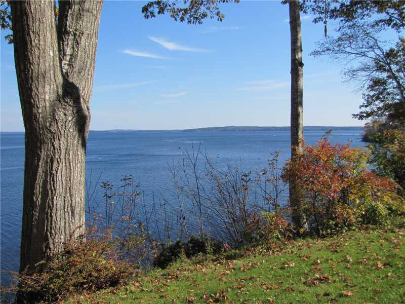 Home for sale in Bayside Village with views of Penobscot Bay