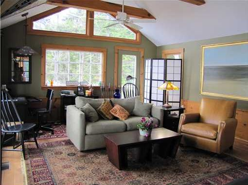 Real Estate Listing - Belfast, Maine - Perfectly lovely in-town home on generous lot  with private backyard